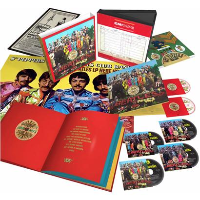 ビートルズ / サージェント・ペパーズ・ロンリー・ハーツ・クラブ・バンドUICY78342 / スーパーデラックス・エディション /SHM-CD*4,Blu-ray,DVD