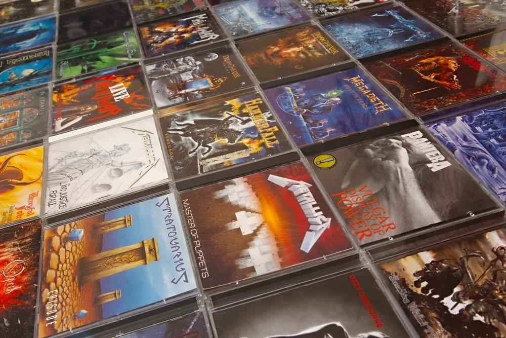 洋楽CD買取_1