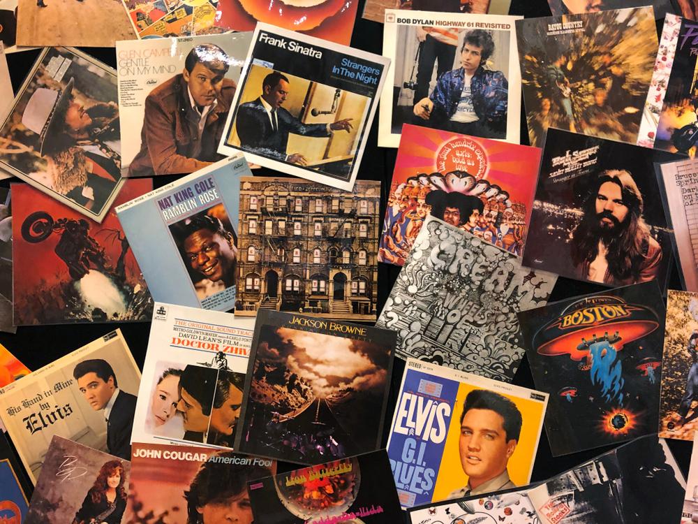 洋楽レコード買取