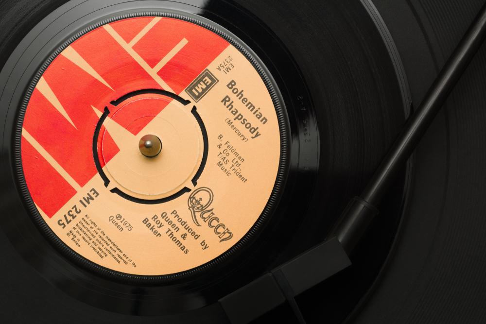 ロックレコード買取