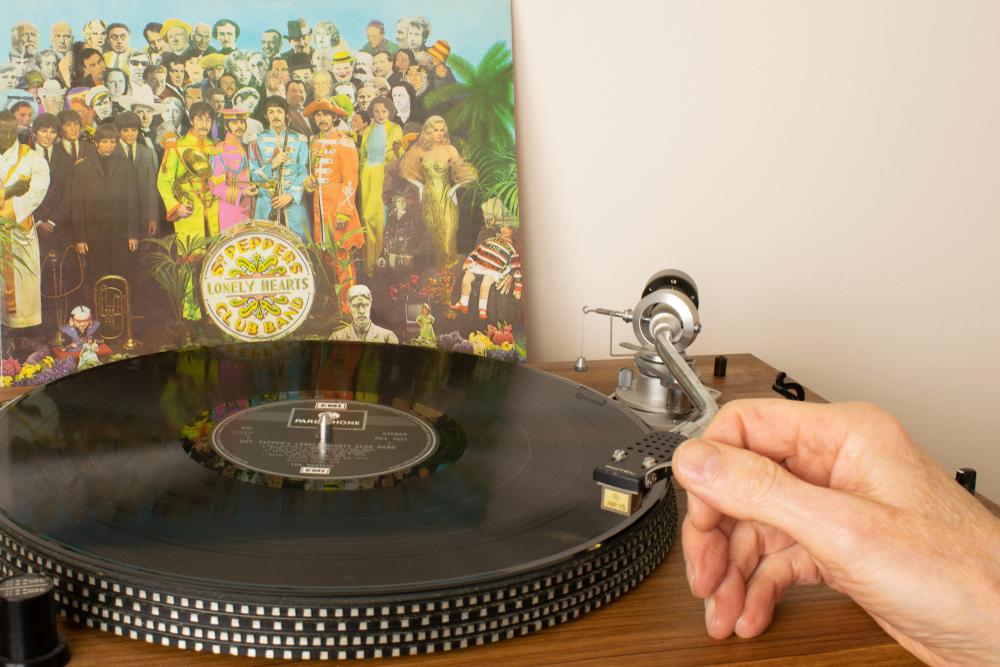 ロックレコード高価買取