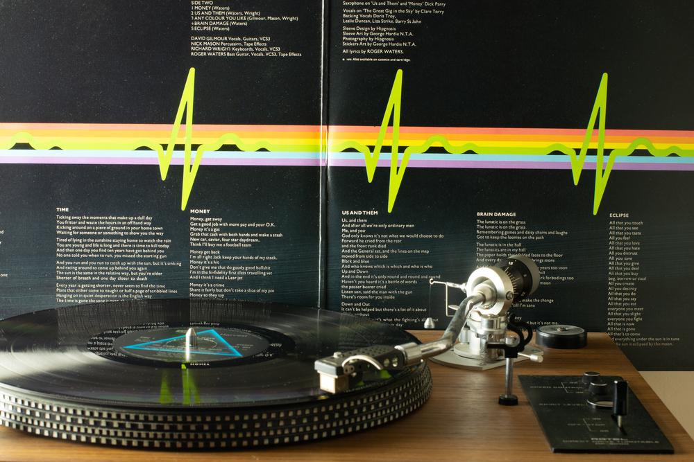 ロックレコード買取エコストア