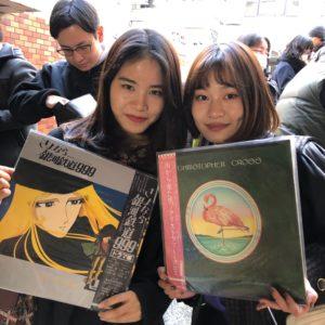 新春 中古レコード100円セールにおこしいただきありがとうございました!
