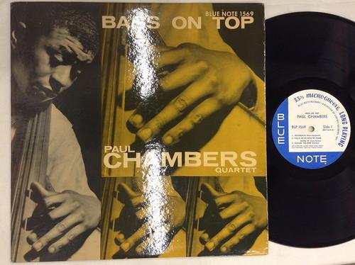 Paul Chambers / Bass On Top