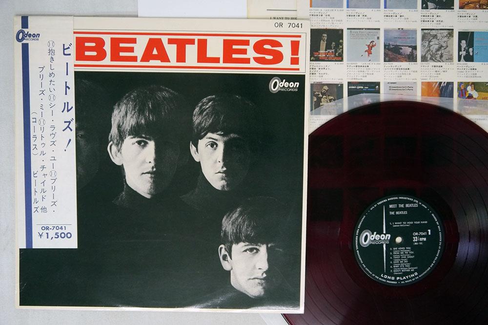 Beatles/半掛け帯