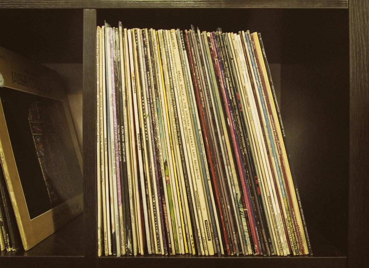 捨てるレコード