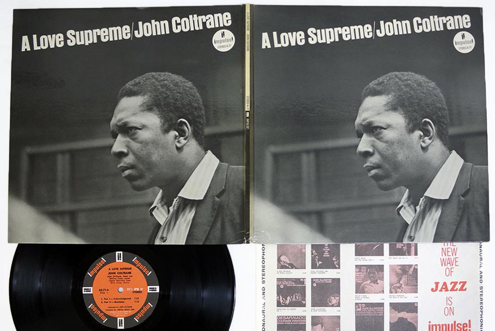 レコード買取高価ジャズレア盤_6